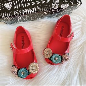 Mini Melissa sandal